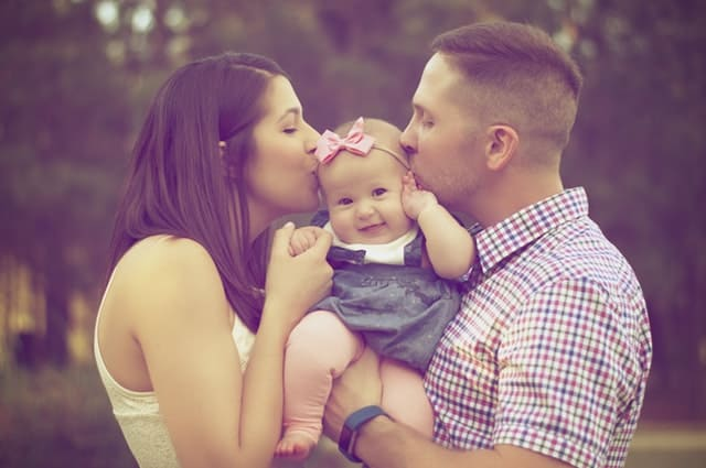 Parents through surrogacy